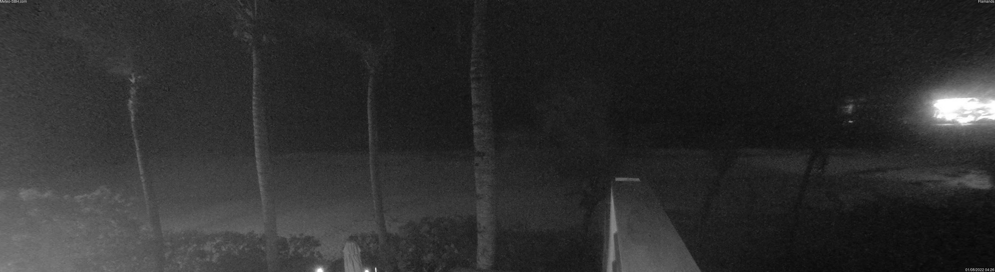 St Barth - Meteo-sbh.com - Flamands - Webcam